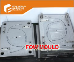2 Cavity Cold Runner Handle Mould